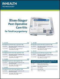 Post-Op Care Kits Flyer