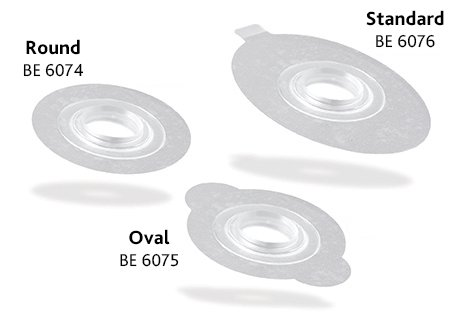 TruSeal Contour Low Profile sizes and part numbers