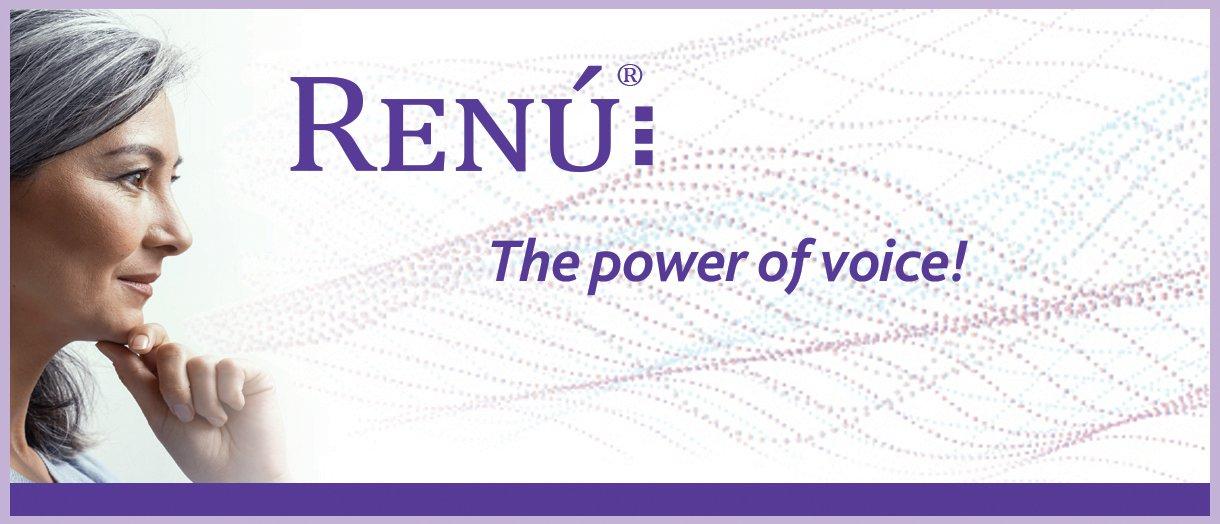 RENU: The Power of Voice