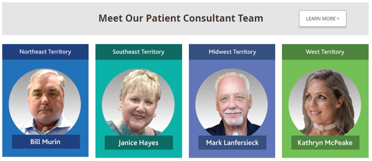 Patient Consultant Team